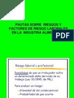 Factores de Riesgo Laboral Ia1-12