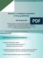 Section 3 - HBV Roadmap