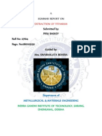 Piru Seminar Report