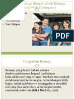 Askep Keluarga Dengan Anak Remaja
