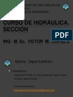 1er._Clase_CURSO_DE_HIDRÁULICA_segundo_semestre_2012