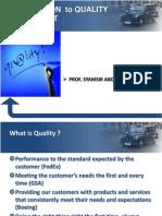 Quality Management Syamsir ABDUH Trisakti