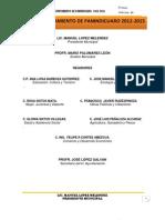 informe de gobierno 2012