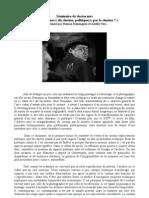 séminaire de doctorants cinéma et politique 2009-2010