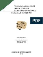 Azbabun Nuzul - Sebab-sebab turunnya ayat-ayat Al-Quran