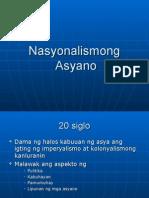 Nasyonalismong Kanluranin(Power Point)