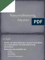Nasyonalismong Silangang Asya