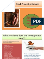 Sweet Potatoes SandovalD F2T