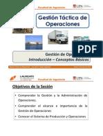Sem 1.0 - GTO - UPN - Gestión de Operaciones - Generalidades