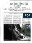 Artículo de Jose Mª Abad Liceras (1999)