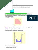 El cálculo de área, una explicación