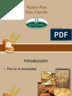PPT. Creacion de Empresas- Rubro Pan San Camilo