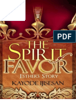 The Spirit of Favor