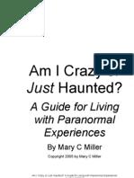 Am I Crazy or Just Haunted 168074