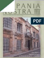 La urgente recuperación del Beti-Jai (Hispania Nostra Octubre 1996 - Num 69)