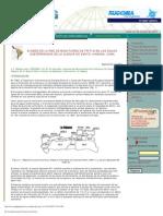 Diseño de La Red de Monitoreo de Tritio de La Cuenca de Vento