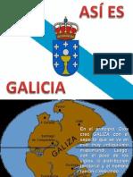Galicia y Sus Idiomas