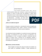 Prodcuto Precio Plaza Promocion