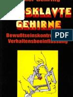 Heiner Gehring - Versklavte Gehirne (InhaltsVZ)