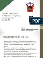 Arq. Mexicana IIc