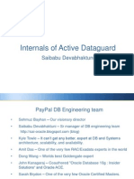 Internals of Active DataGuard