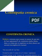 ConstipatieCronica 2011