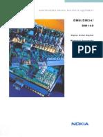 DM8-DM34-DM140 Higher Order Mux (Re-scan)
