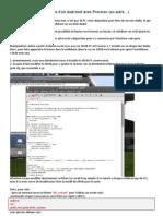 Modification d'un GRUB pour un serveur Proxmox en dual boot