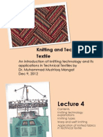 Knitting Technology Introduction