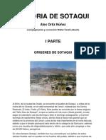 Historia de Sotaqui, Chile