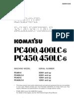 PC450-6 Shop Manual