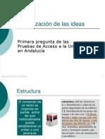Presentación sobre la estructura del texto