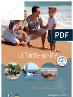 Document d'Appel La Tranche Sur Mer
