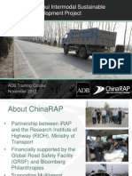 [T6] iRAP Case Study 1 Peoples Republic of China