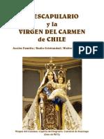 El Escapulario y la Virgen del Carmen de Chile