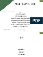 28531795 Mock Paper Cat Rmat Mat Sbi Bank Po Aptitude Tests