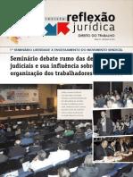 Revista Reflexão Jurídica- I Seminário Liberdade X Engessamento Sindical - 2012 - versão final _bx