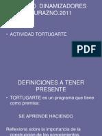 Grupo Dinamizadores Durazno ,Tortugarte