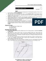 Drainsutilityspreadsheetxls drainage basin spreadsheet system of irrigation canal ccuart Images