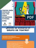 Grupo de Teatro - Ana Lozano