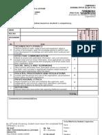 Appendix 1 Practical Task 40%-07032012