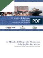 Informe Final del Modelo San Martín
