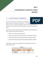Bab3 -Rencana Pengembangan Kecamatan Belawan