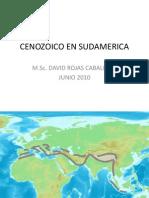 Cenozoico en Sudamerica
