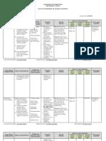 Plan de Assessment - LITE (2012-2013)