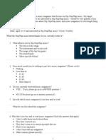 8.Questionnaire