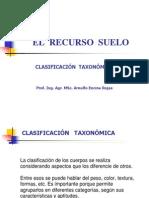 Gestion Ambiental - Taxonomia de Suelos -Uca-2007