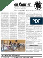 Bison Courier, December 6, 2012