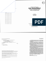 [PMP] - Project and Program Risk Management -- A guide to Managing Project Risk and Opportunities [Wideman]{PMI}