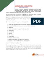Cara Praktis Membuat Pcb